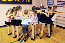 group dance lessons